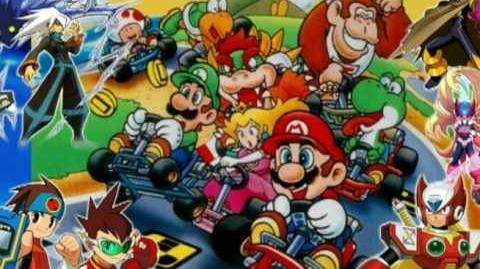 Super Mario Kart OST 05 Chocolate Island