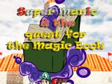 Super Mario & the quest for the Magic Book