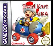 Toad Kart GBA