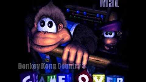 Donkey Kong Country 3 Game Over Remix