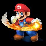 Mario Bros Super Smash Bros. Maximun