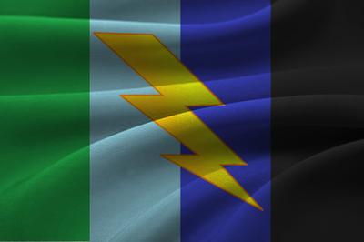 Bandera de Konoha2