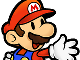 Paper Mario: The other face of the draw