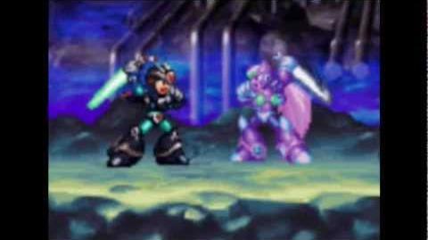Megaman Rockman X vs Zero theme remix