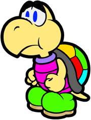 Unnamed Koopa Troopa (Serie de Awesome)