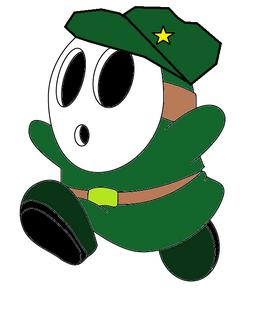 General shy guy