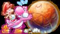 250px-Pink Yoshi Chomp Artwork - Yoshi's New Island