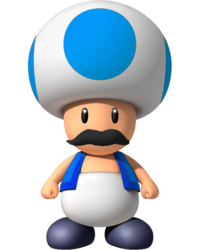 M Toad