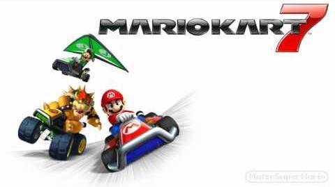 Mario Kart 7 Music - Main Theme Title Screen