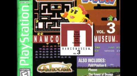Namco Museum Vol. 3 - Ms