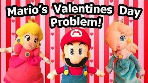 SML Movie- Mario's Valentines Day Problem!