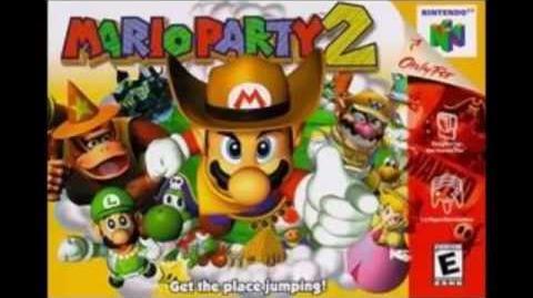 Mario Party 2 The Adventure Begins Sega Genesis Remix
