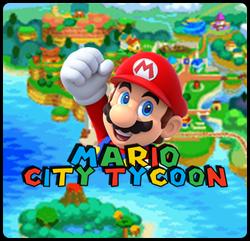Mario City Tycoon Icon