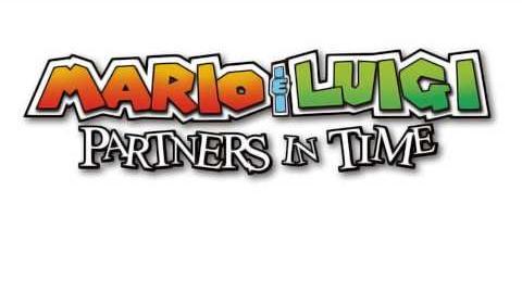 Thwomp Volcano - Mario & Luigi Partners in Time Music Extended