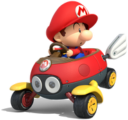 511px-Baby Mario Artwork - Mario Kart 8