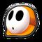 Orange Shy Guy
