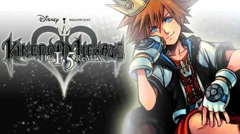 Traverse Town - Kingdom Hearts HD 1