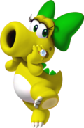 Birdo amarillo