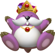 King Mole SMW3D
