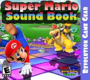 Super Mario Sound Book - carátula (RGG)