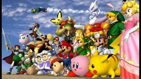 Super Smash Bros Melee - Opening