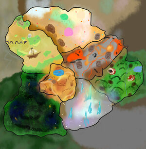 Mapa PDSS