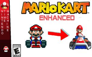 Mario Kart Enhanced
