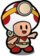 Captain Toad Paper