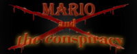 Mario and the conspiracy logo