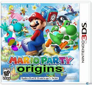 Mario party origins-0
