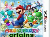 Mario Party Origins