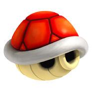 Caparazon rojo Mario Kart