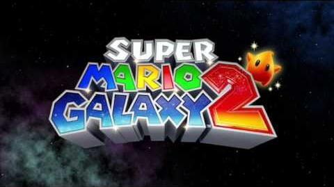 Música de Super Mario Galaxy 2 - Grieta Galáctica de Bowser