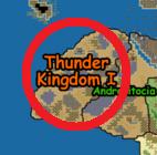 Ubicación de Thunder Kingdom