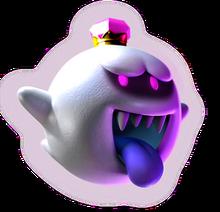 Rey Boo oscuro