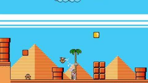 SMBX Super Mario Land 4 - Birabuto 1 (Demo)