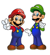 Mario y Luigi