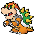 Paper Bowser PMTMF
