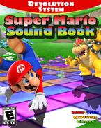 Super Mario Sound Book - carátula