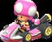 Toadette - Mario Kart 8