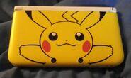 3DS II pikachu