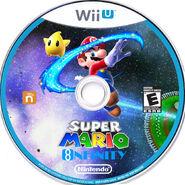 Super Mario Infinity Disc