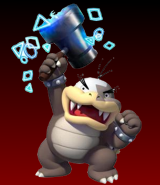 Morton Koopa Jr. New Super Smash Bros Brawl