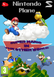 Super Mario in the Other World Caratula BY Silver Martinez
