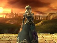 Dark Zelda Bridge of Eldin by PrincessZelda128