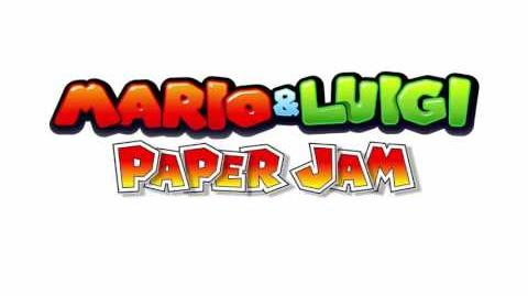 Holding Hands in the Darkness - Mario & Luigi Paper Jam - Music Extended