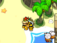 MLBiS - Plack Beach Bowser Screenshot