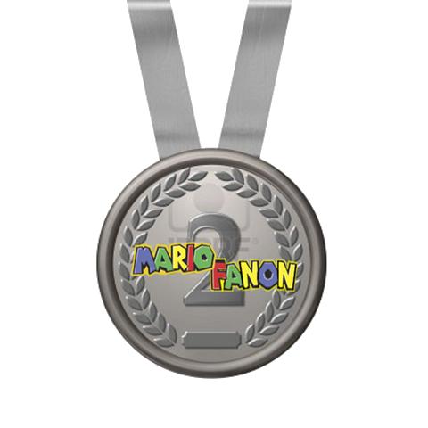 Mario fanon medalla plata
