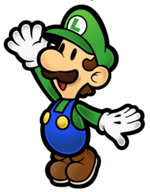 Paper Luigi-0