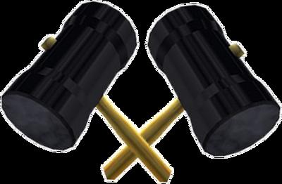 Dobles martillos MW